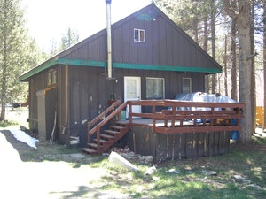 Huntinton Lake Home, CA Real Estate Listing