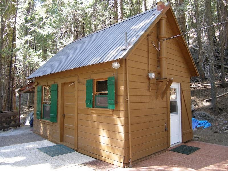 Dinkey creek cabin 5 dinkey creek bluffs cabin 5 for Cottages at camp creek