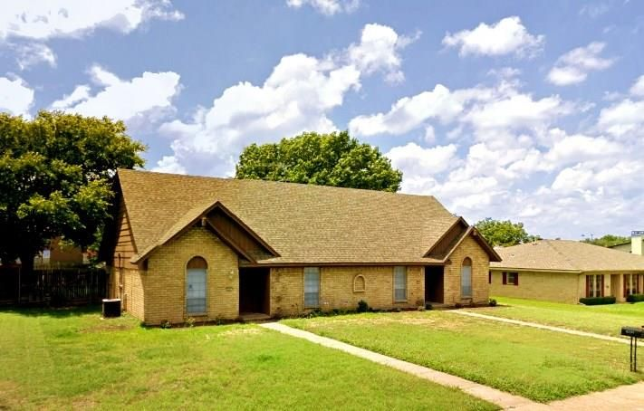 Richardson Home,  Real Estate Listing