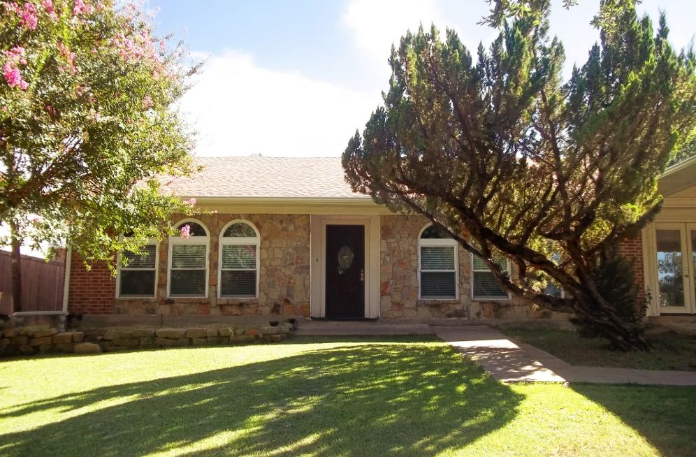 Rowlett Home, TX Real Estate Listing