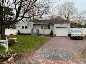 E. Patchogue Home,  Real Estate Listing