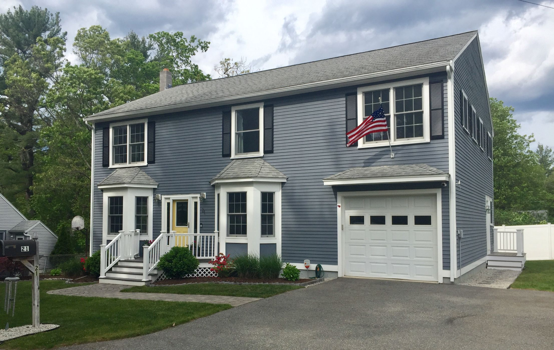 Tewksbury Home, MA Real Estate Listing