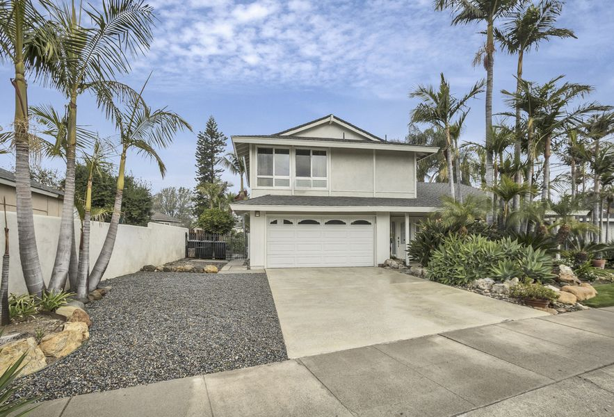 Orange Home, CA Real Estate Listing