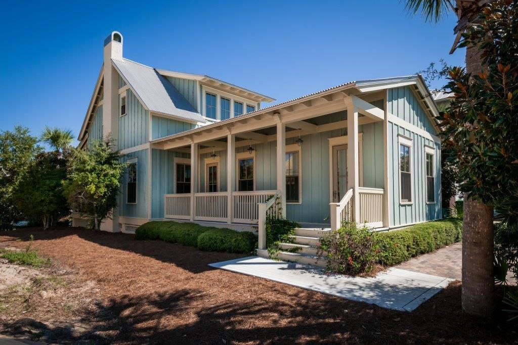 Santa Rosa Beach Home, FL Real Estate Listing
