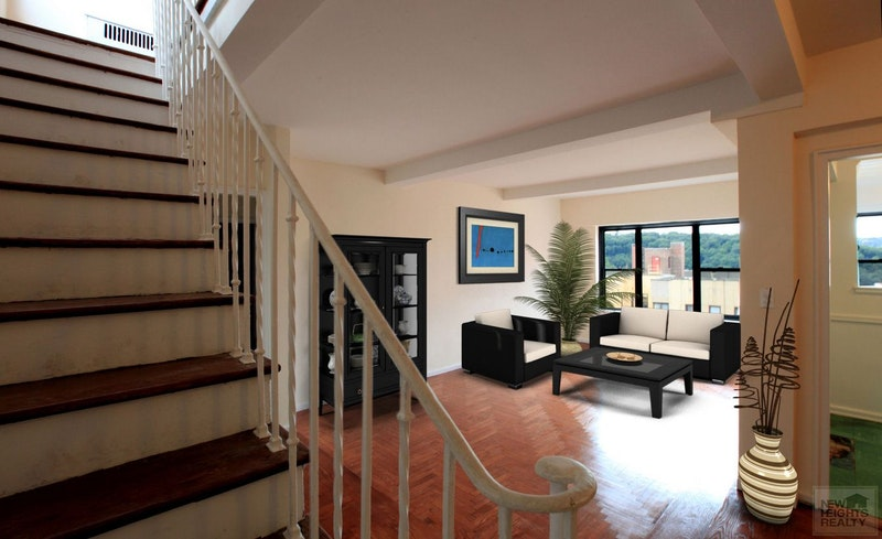 Opportunity knocks make this penthouse duplex with huge for 10 river terrace new york ny 10282