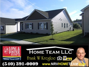Christiansburg Home, VA Real Estate Listing