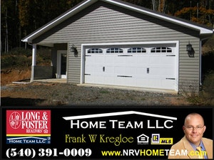 Floyd Home, VA Real Estate Listing