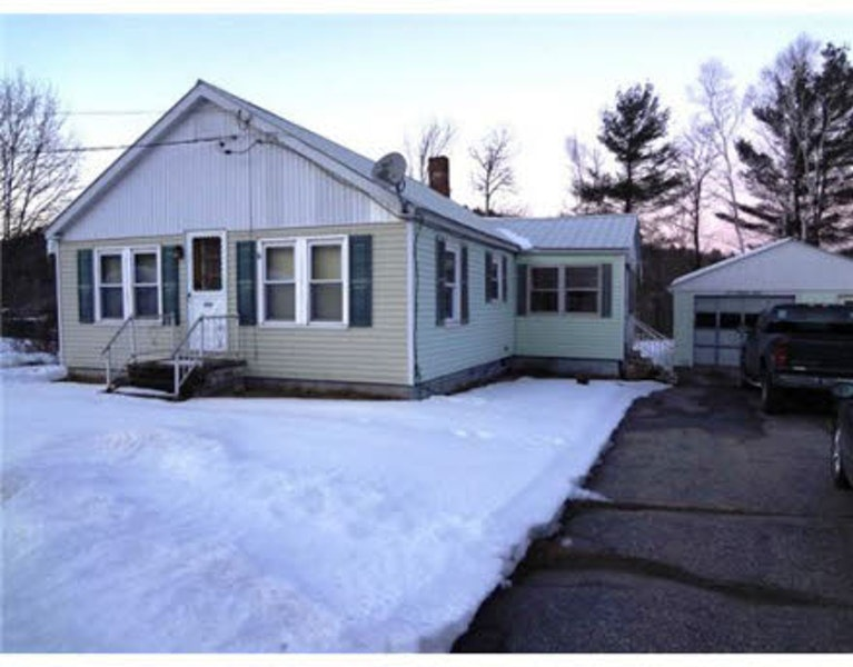 Just Reduced Ranch With Sunroom Detached Garage 444