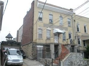 Mt. Vernon  Home, NY Real Estate Listing