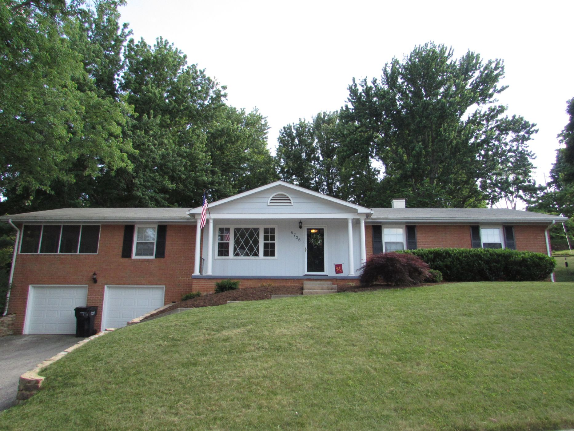 Roanoke Home, VA Real Estate Listing