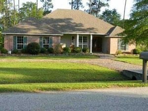 Lacombe Home, LA Real Estate Listing