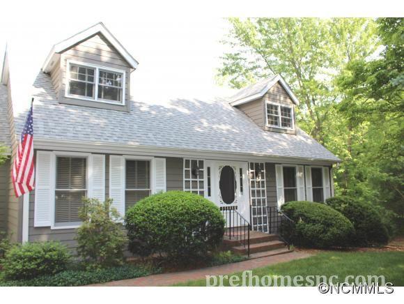 Laurel Park Home, NC Real Estate Listing