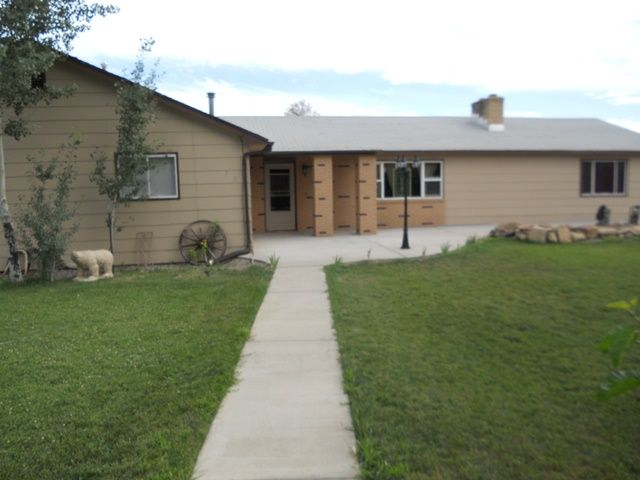 Debeque Home, CO Real Estate Listing