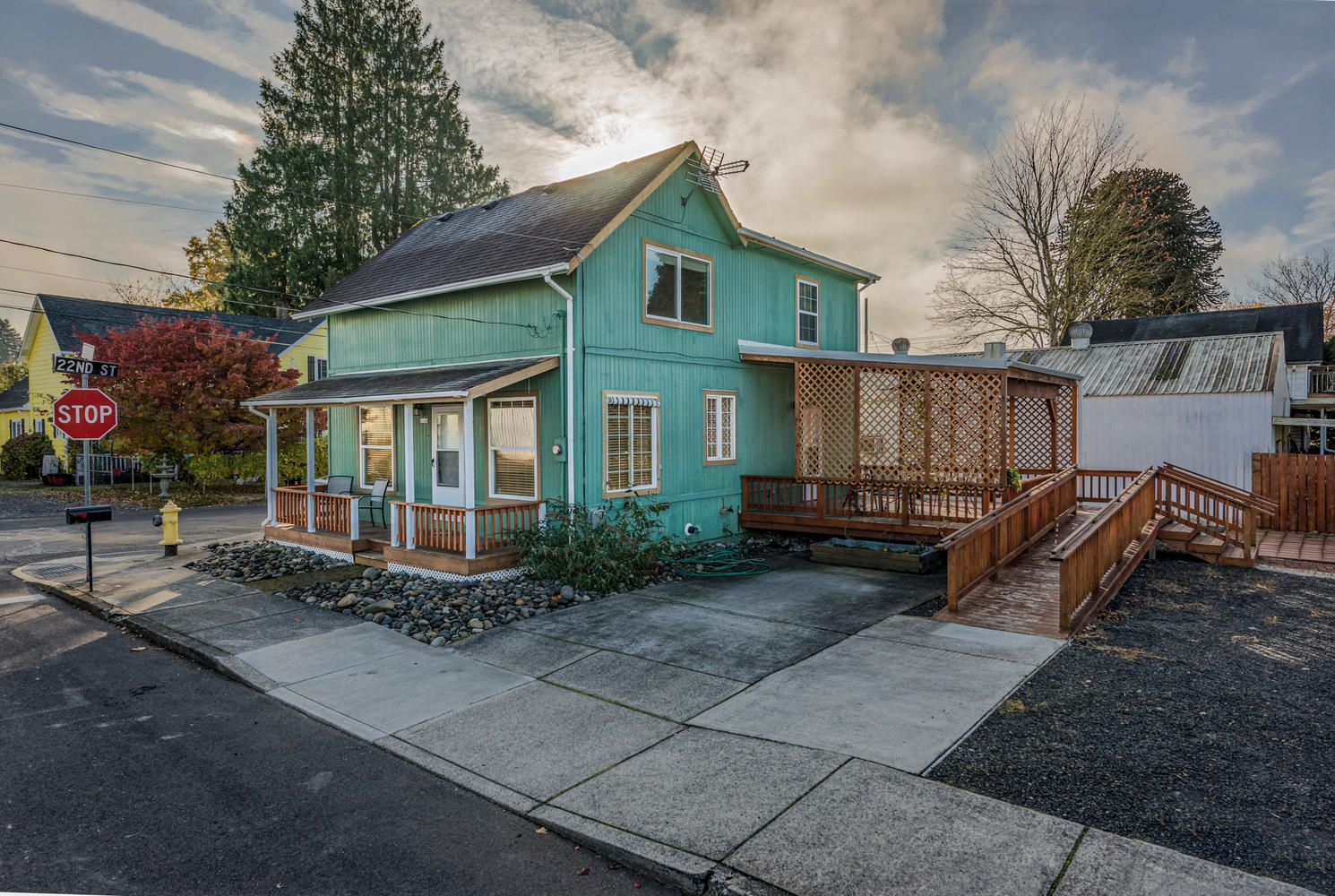 Washougal Home, WA Real Estate Listing
