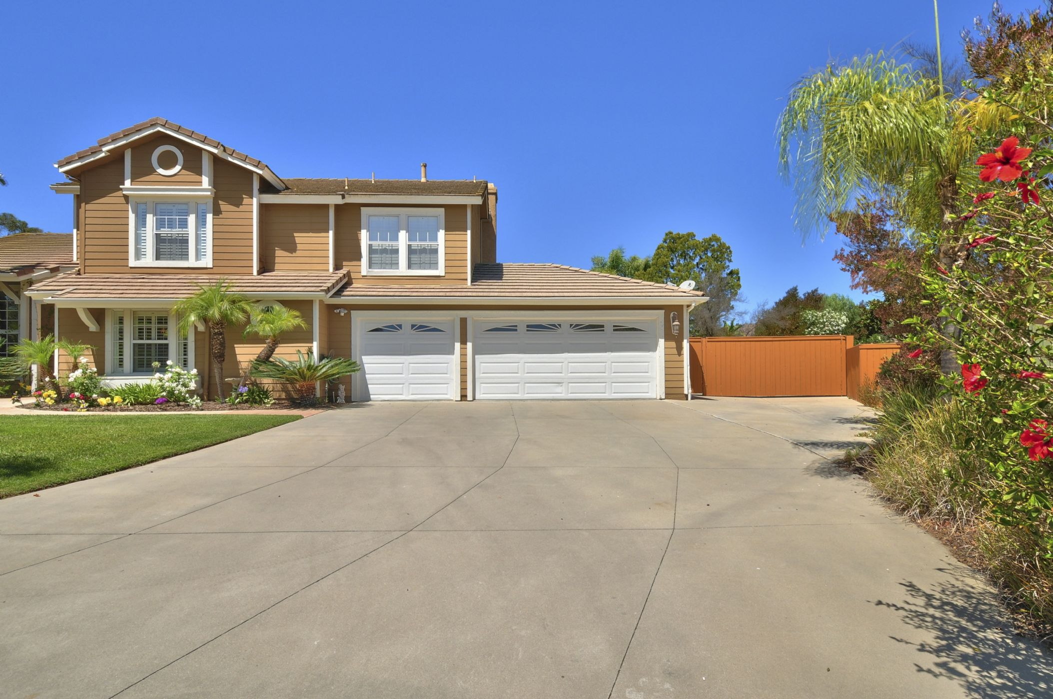 Santa Rosa Valley Home, CA Real Estate Listing