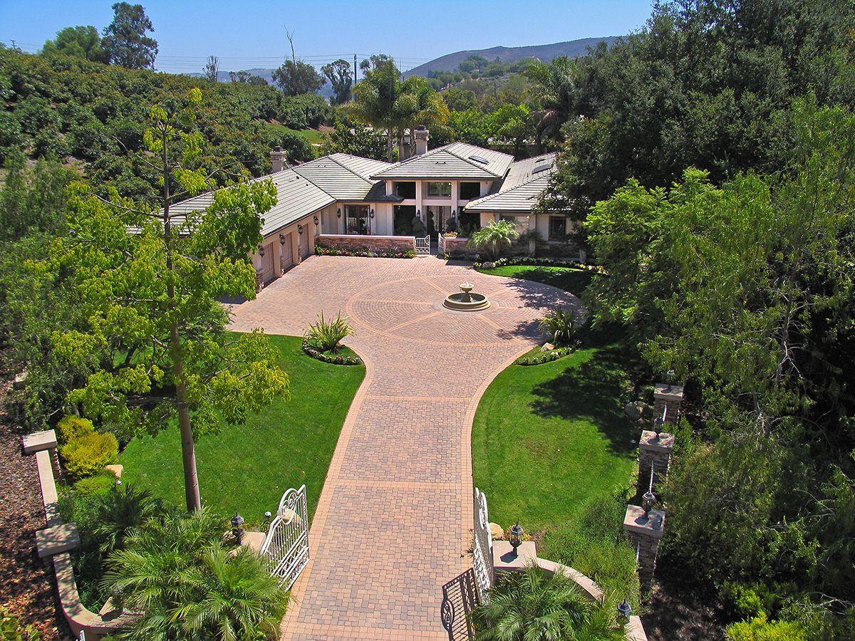 Santa Rosa Valley Home, CA Real Estate Listing