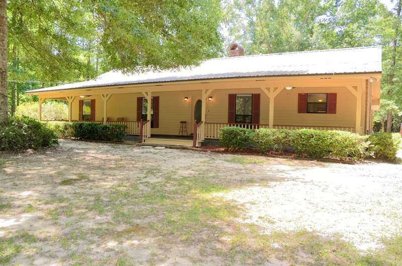 Madisonville Home, LA Real Estate Listing