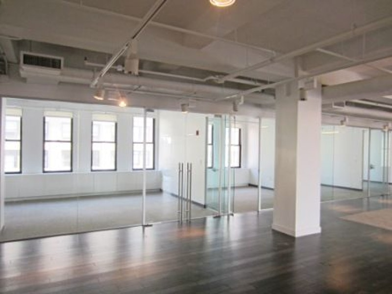Beautiful Office Space With 3 Exposures And Buildout New