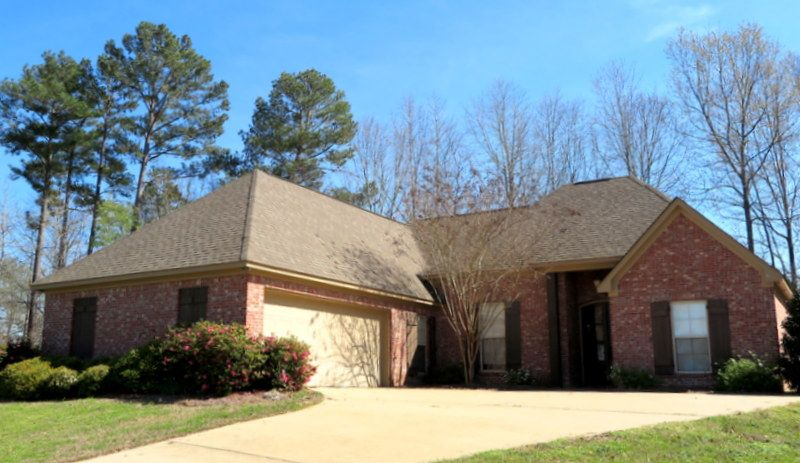 Canton Home, MS Real Estate Listing