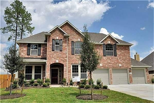 Tomball Home, TX Real Estate Listing