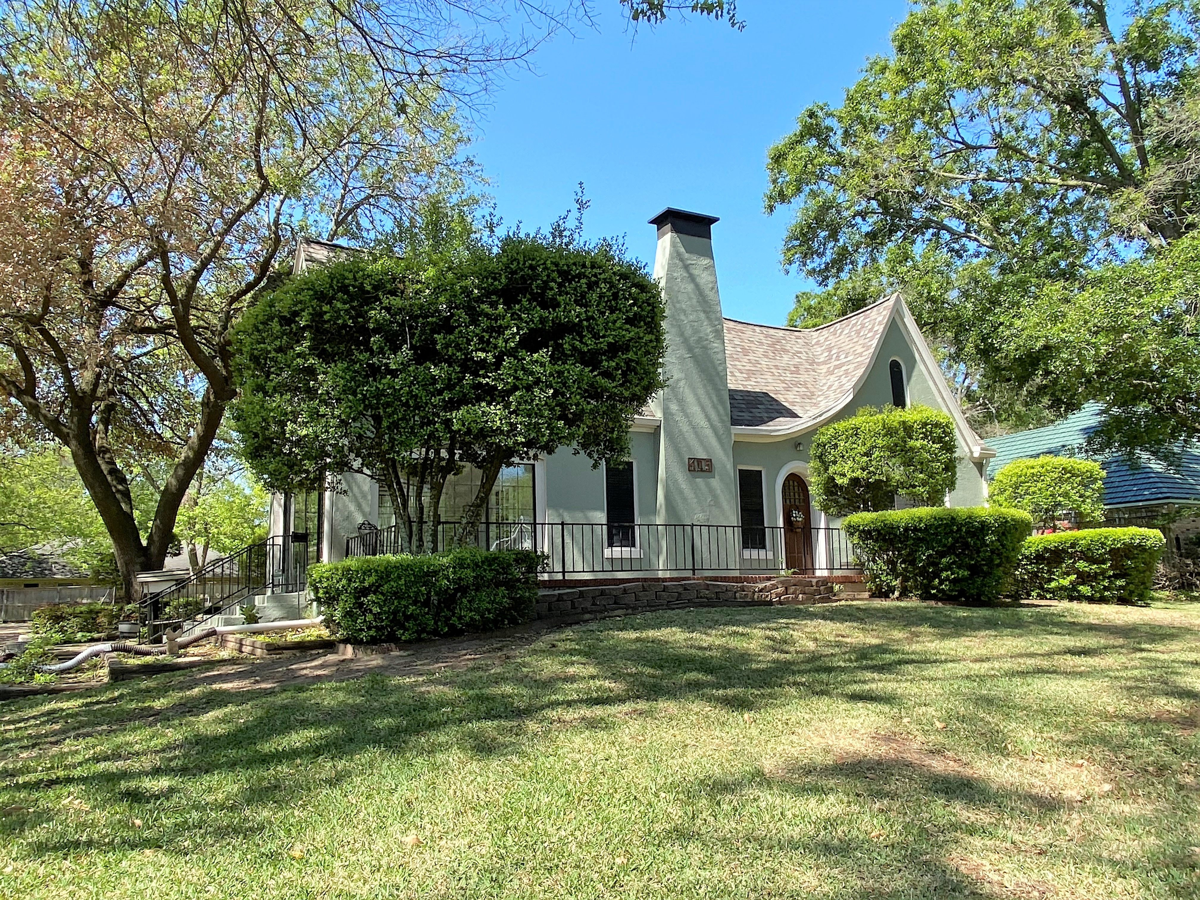 Terrell Home, TX Real Estate Listing