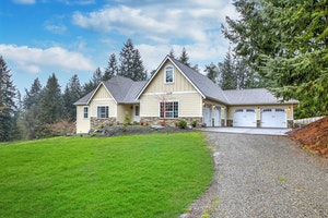 Fox Island Home, WA Real Estate Listing