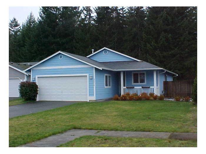 Spanaway Home, WA Real Estate Listing