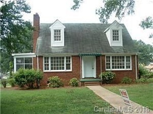 Charlotte Home,  Real Estate Listing