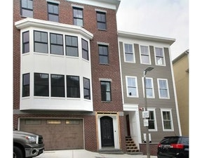 Charlestown Home, MA Real Estate Listing