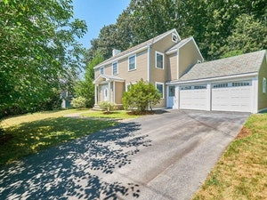 Newton Home, MA Real Estate Listing