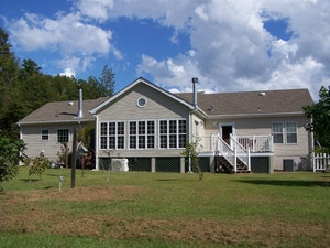 Coffeeville Home, AL Real Estate Listing