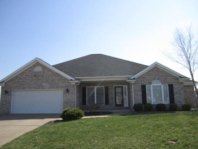 Evansville Home, IN Real Estate Listing