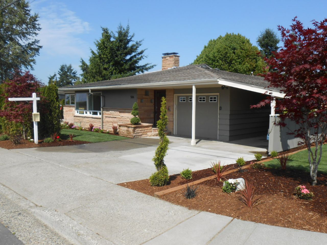 Edmonds Home, WA Real Estate Listing