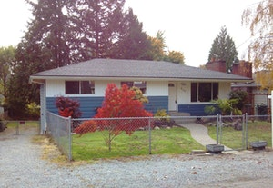 Burien Home, WA Real Estate Listing