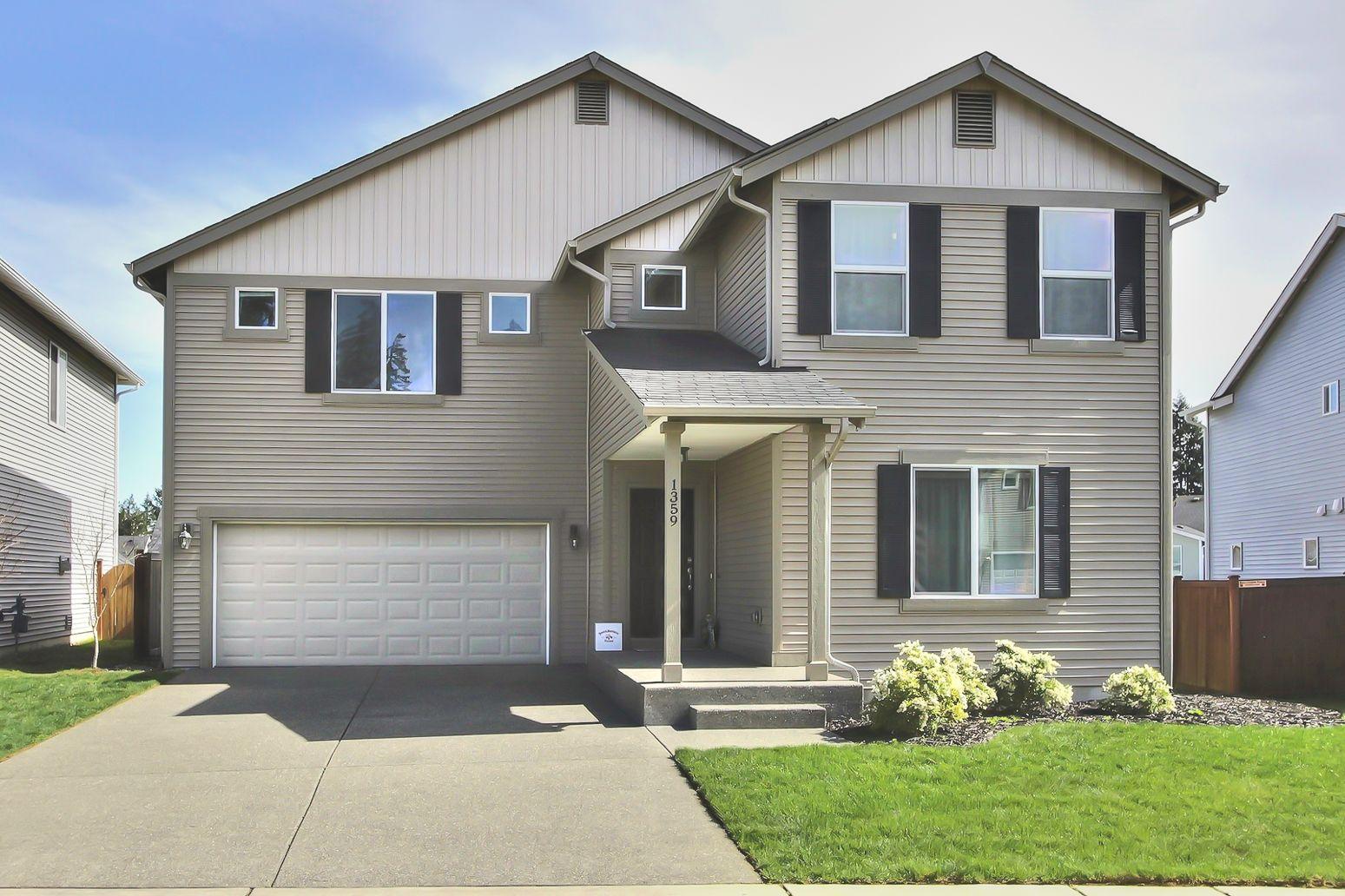 DuPont Home, WA Real Estate Listing