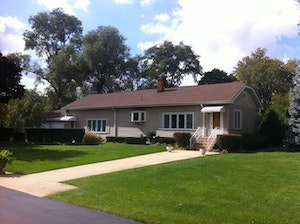 BENSENVILLE Home, IL Real Estate Listing