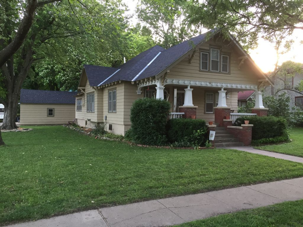 Council Grove Home, KS Real Estate Listing