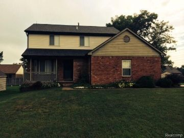 Sterling Heights Home, MI Real Estate Listing