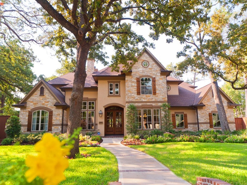 Gorgeous Country French Home In Memorial Area Of Houston