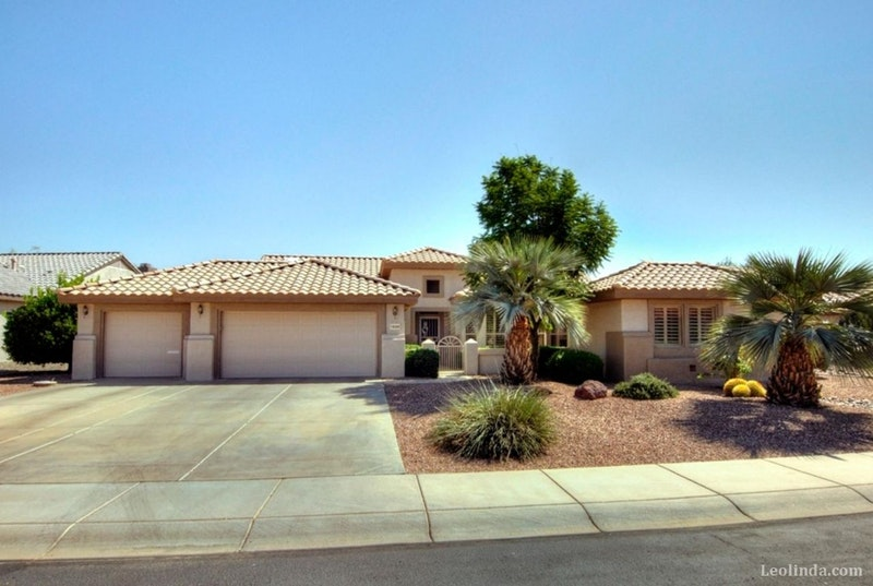 sun city grand home for sale 3 car garage casita 19489 n marble canyon ct sun city grand. Black Bedroom Furniture Sets. Home Design Ideas