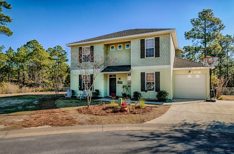 Santa Rosa Beach Home For Sale 243 Woodshire Drive